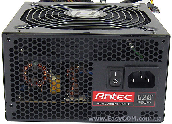 Antec High Current Gamer HCG-620
