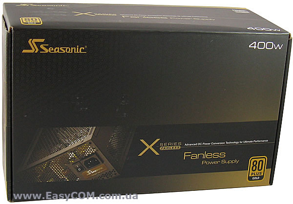 Seasonic X-400 FANLESS