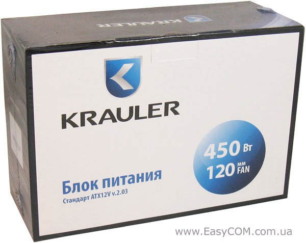 KRAULER 450W RTL