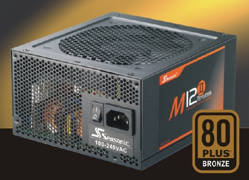 Seasonic M12II-650 Bronze