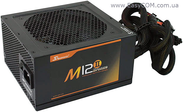 Seasonic M12II-750 Bronze