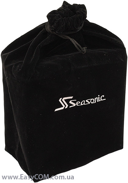 Seasonic Platinum 460 Fanless
