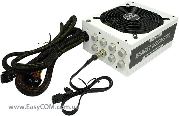 PC POWER & COOLING Silencer Mk III 750W