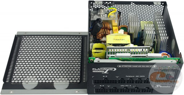 Seasonic Platinum 520 Fanless (SS-520FL2)