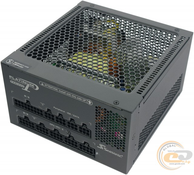 Seasonic Platinum 400 Fanless (SS-400FL2)