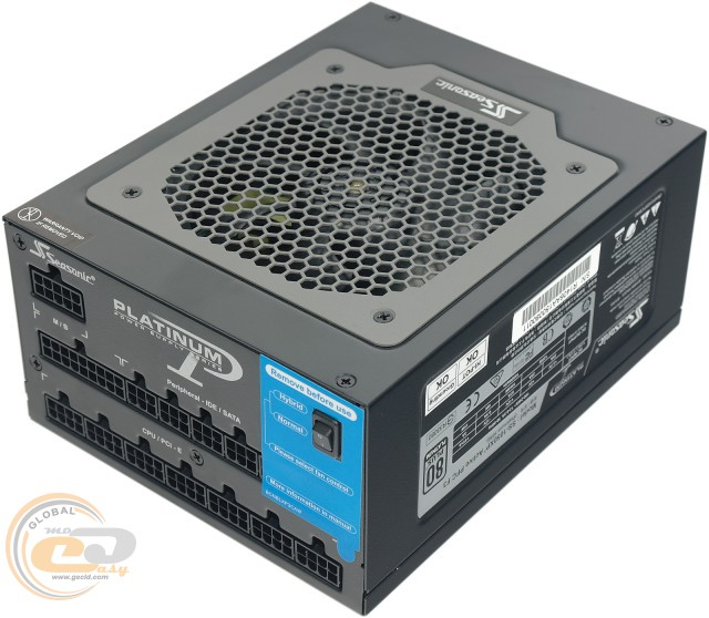 Seasonic Platinum 1050 SS-1050XP3