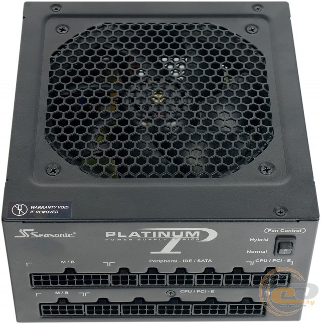 Seasonic Platinum 660 (Seasonic SS-660XP2)
