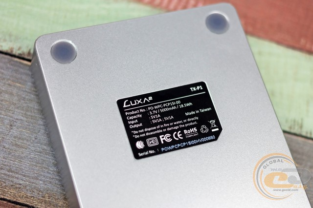 LUXA2 TX-P1