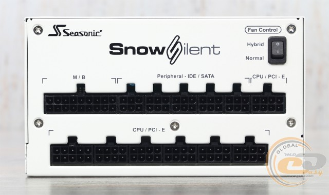 Seasonic Snow Silent 750 (Seasonic SS-750XP2S)