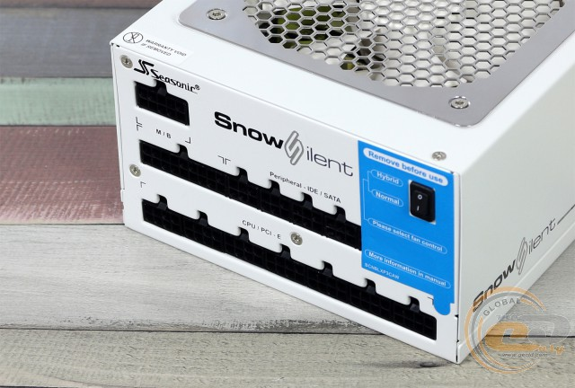 Seasonic Snow Silent 1050 (Seasonic SS-1050XP3)