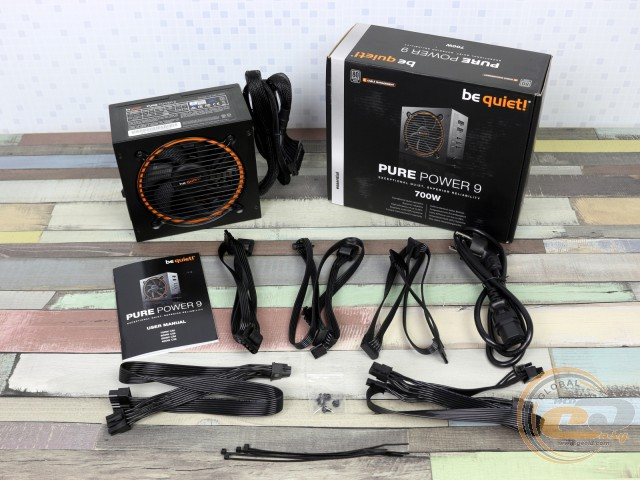 be quiet! PURE POWER 9 700W CM (L9-CM-700W)