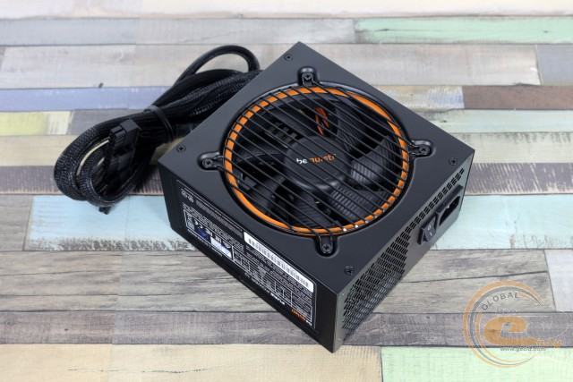 be quiet! Pure Power 10 600W CM