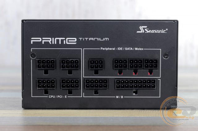 Seasonic PRIME 650 W Titanium