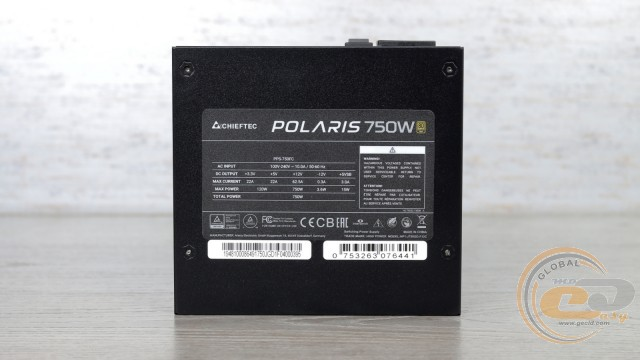 CHIEFTEC Polaris 750W