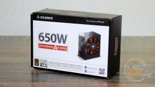 Xilence Performance A+ III 650W