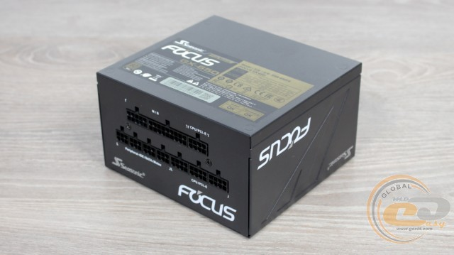 Seasonic FOCUS GX-650