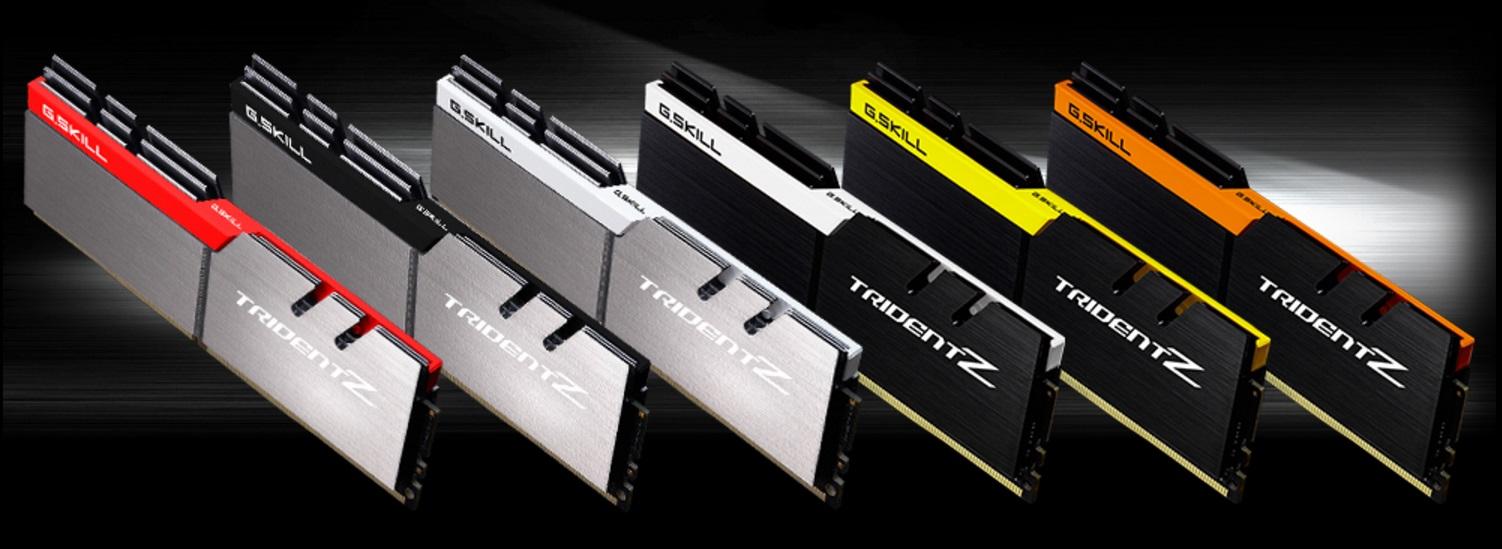 Обзор и тестирование комплекта оперативной памяти DDR4-3200 G SKILL