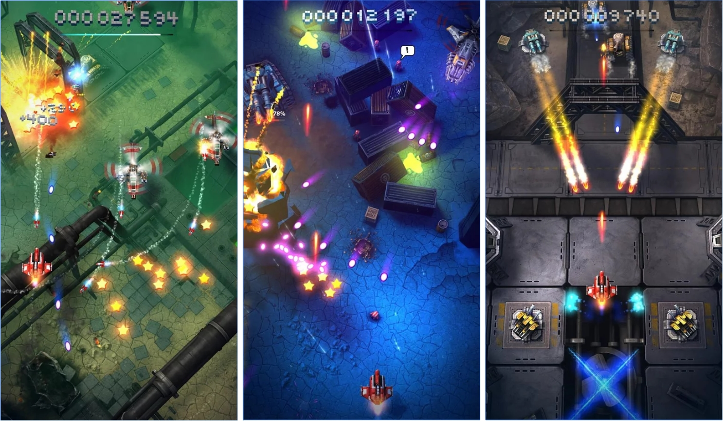 sky force reloaded game for nokia c5
