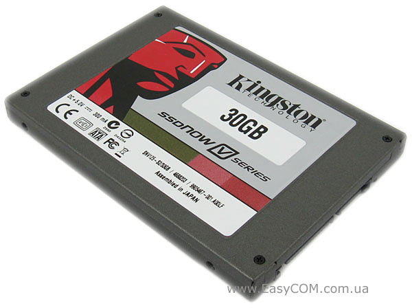 Kingston SSDNow V-Series SNV125-S2/30GB