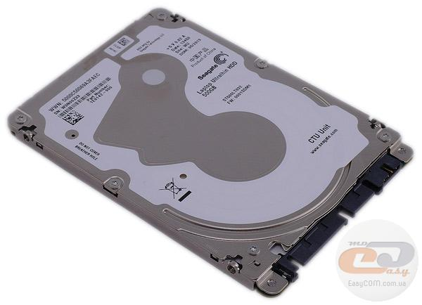 Seagate Laptop Ultrathin HDD ST500LT032