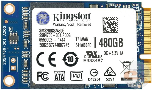 Kingston SMS200S3/480G