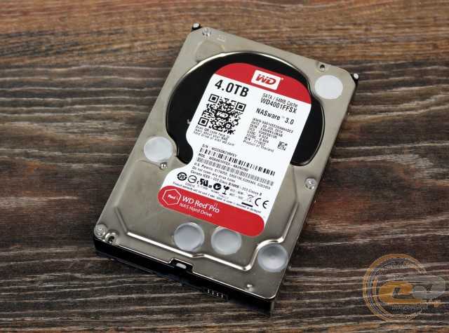 WD Red Pro (WD4001FFSX)