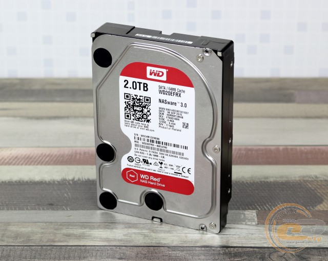 WD Red WD20EFRX