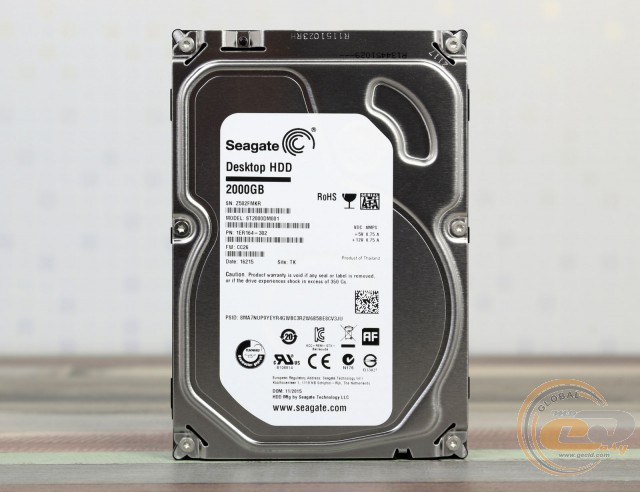 Seagate Desktop HDD (ST2000DM001)