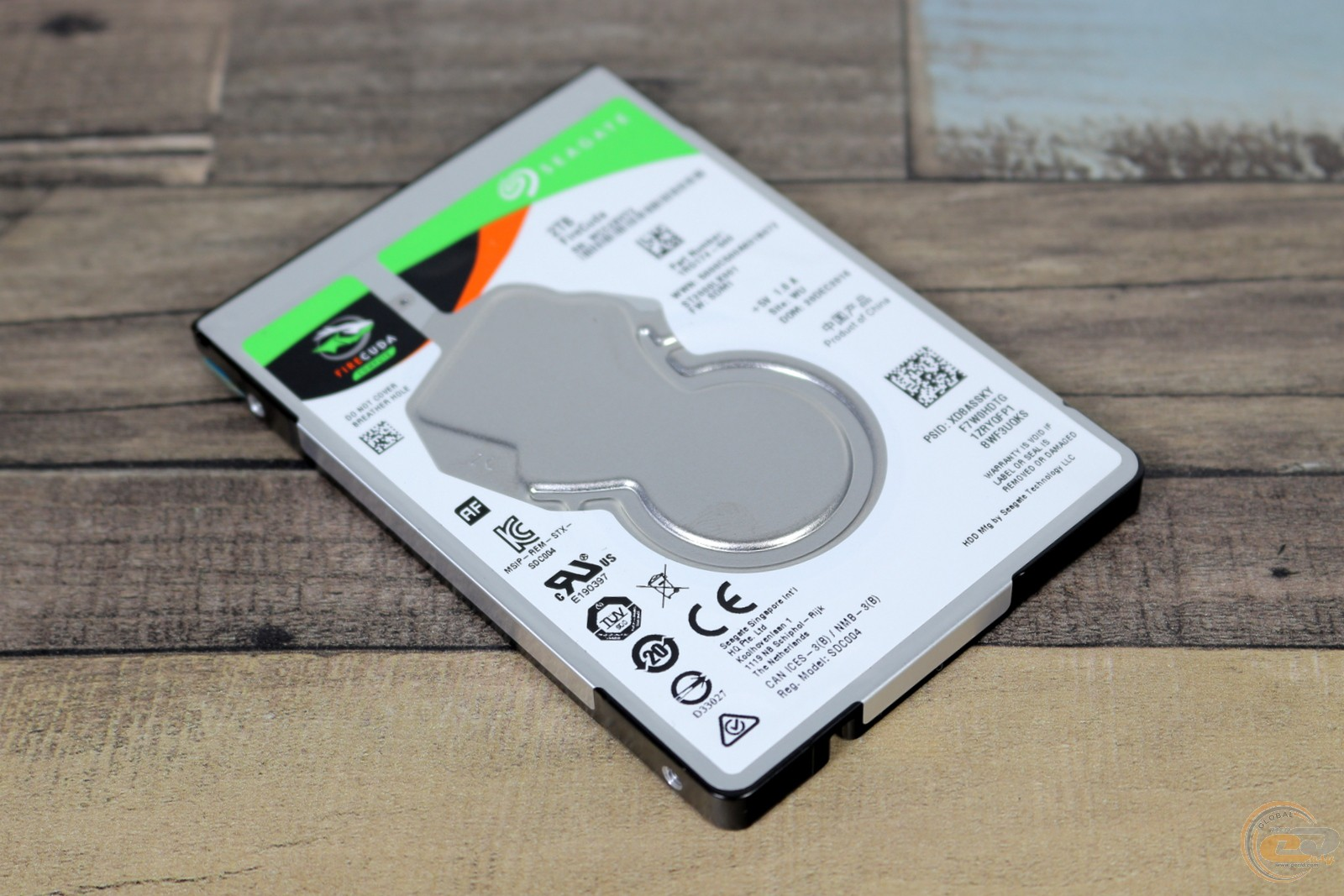 Sshd Seagate Firecuda St2000lx001 2 35 Inch 2tb 5 Years Warranty Hddssd For Pc Gaming