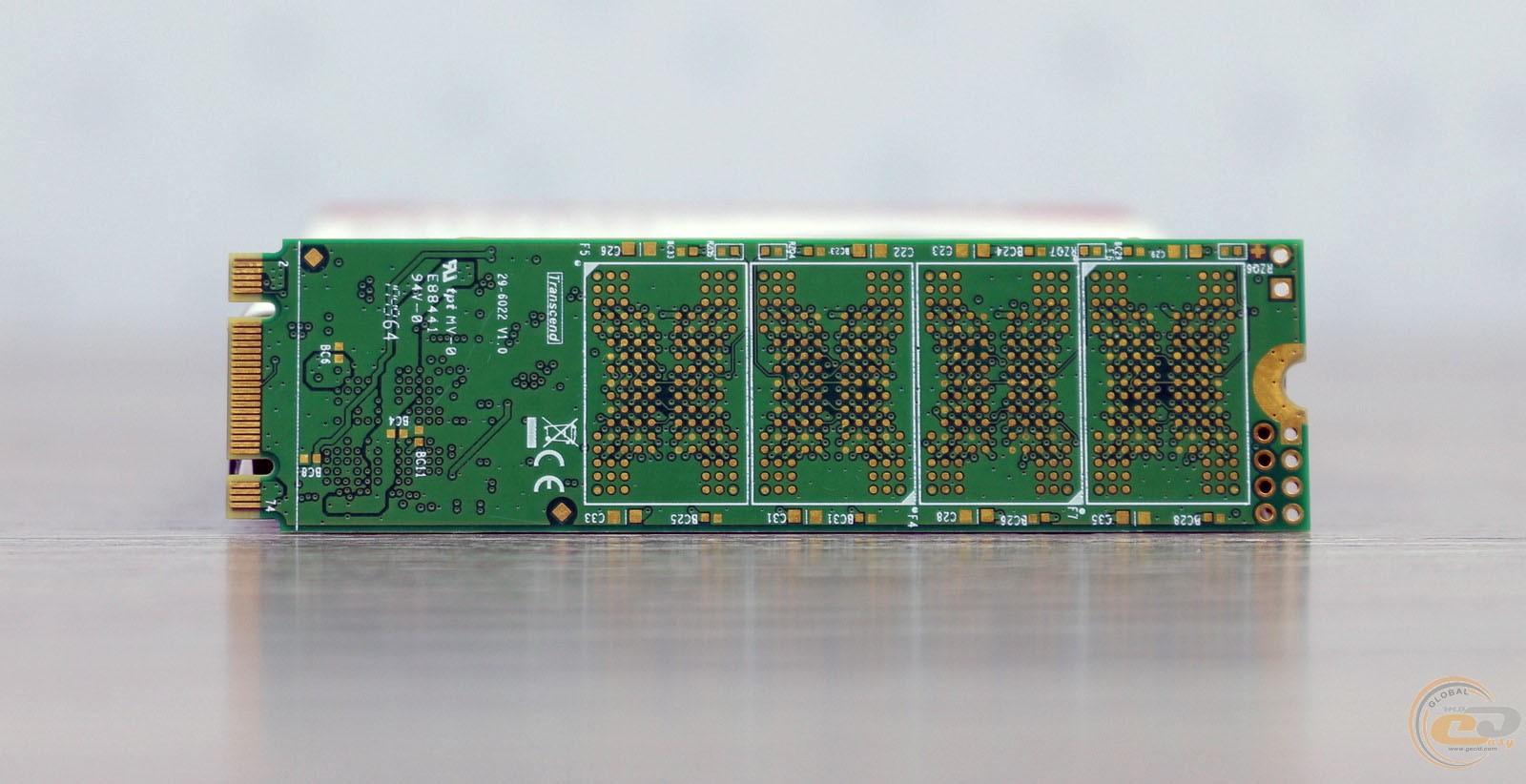 Обзор и тестирование SSD Transcend MTS820S объемом 120 ГБ и