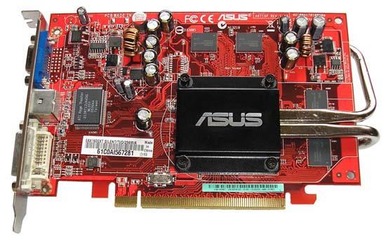 ASUS EAX1600XT SILENTTVD256M DRIVERS FOR WINDOWS MAC