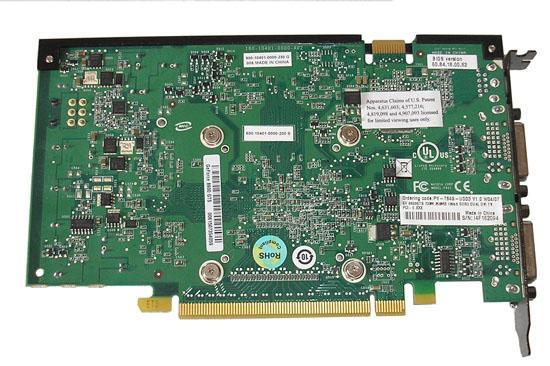 XFX PVT84JUDD3 GeForce 8600GT XXX 256MB 128-bit