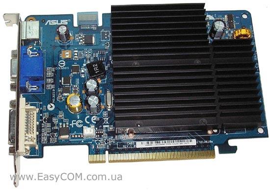 Asus GeForce 8500GT EN8500GT SILENT/HTD/256M Windows 8 X64 Treiber
