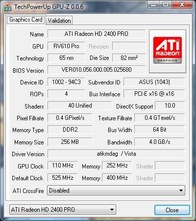 EAH 2400 TREIBER WINDOWS XP