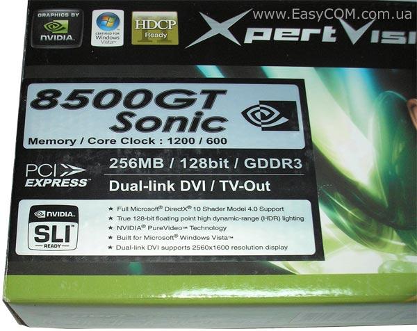 Zotac Geforce 8500 Gt Driver