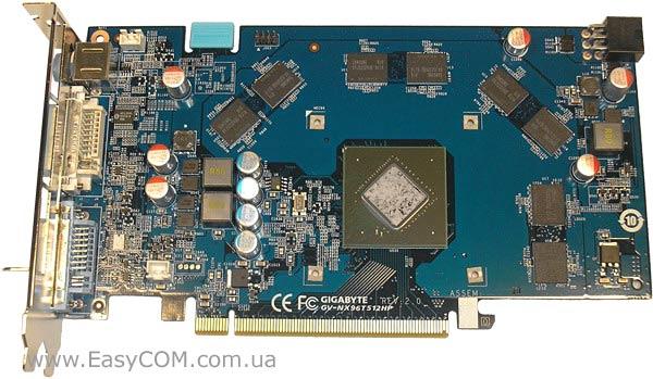 Gigabyte GV-NX96T512HP NVIDIA Gamer HUD 64 BIT Driver