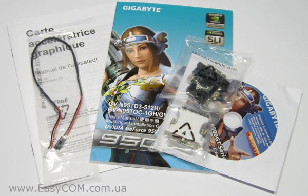 Gigabyte GV-N95TOC-1GH Drivers for PC