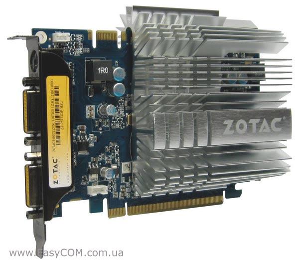 Тестирования бесшумной видеокарты ZOTAC GeForce 9500GT ...: http://ru.gecid.com/video/zotac_zt-95tes2_p-hsl/?s=all