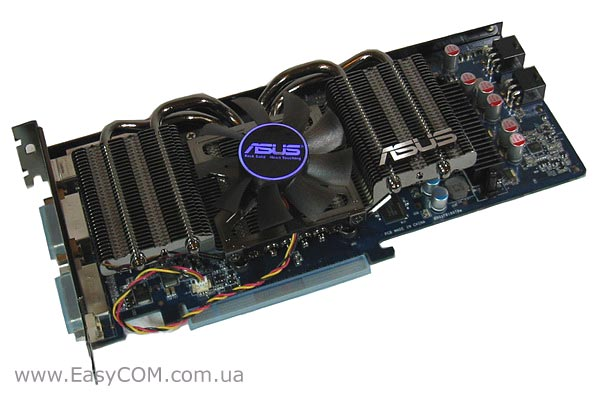 ASUS ENGTS250 Dark Knight 512МB