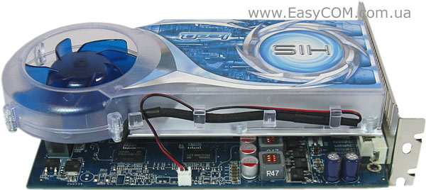 HIS Radeon HD 4670 IceQ 1GB DDR3 PCI-E