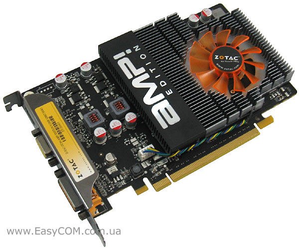 ZOTAC GeForce GT 240 AMP! (ZT-20405-10L)