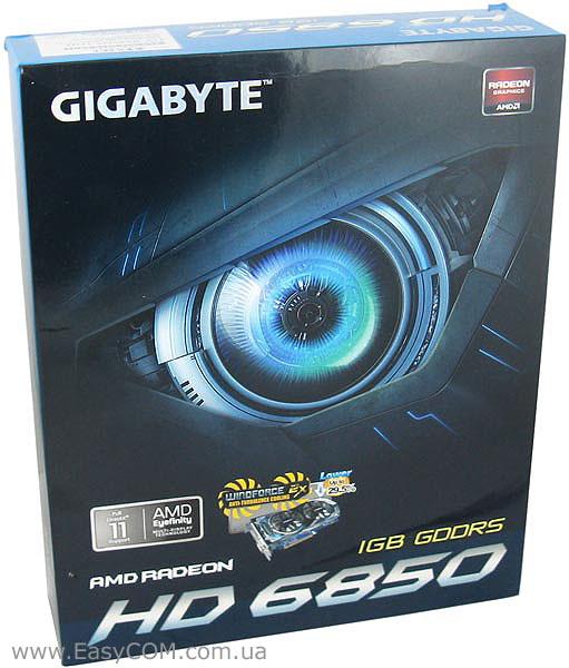 скачать драйвера для видеокарты gigabyte hd 6850