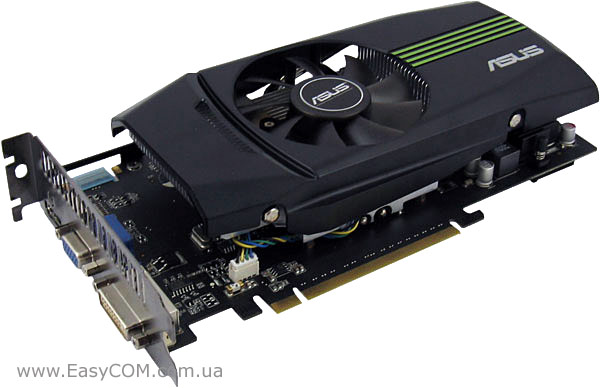 ASUS GeForce GTS 450 DirectCU TOP