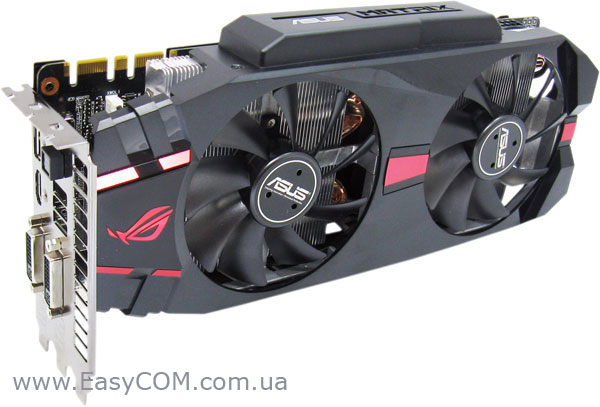 ASUS MATRIX GTX580 P/2DIS/1536MD5