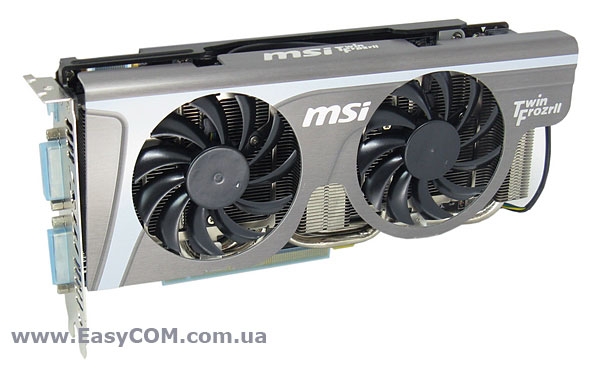 MSI N560GTX Twin Frozr II/OC