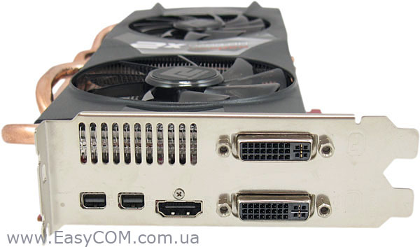 PowerColor HD6870x2 2GB GDDR5 (AX6870X2 2GBD5-2DHG)