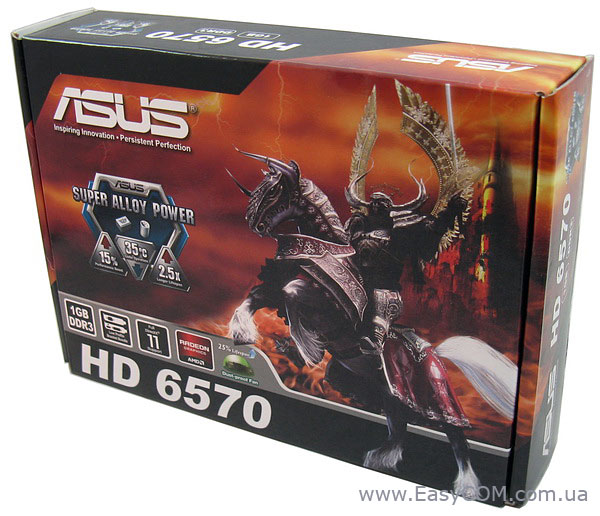 ASUS EAH6570/DI/1GD3(LP)