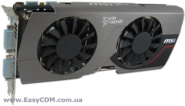 MSI GeForce GTX 570 Twin Frozr III Power Edition/OC