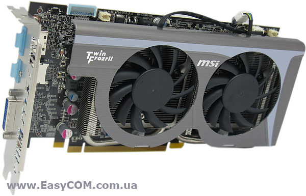 MSI Radeon HD 6770 Twin Frozr II/OC