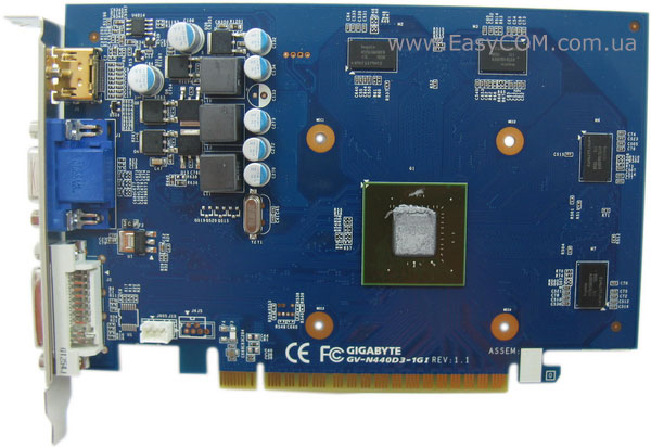 Драйвера для видеокарту nvidia gt 440